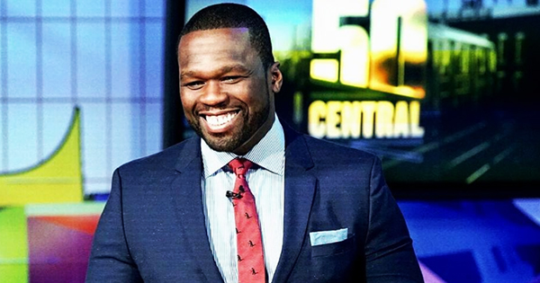 """Is 50 Cent the New Tyler Perry? -- His New """"Power"""" Deal with Starz Has Him Producing 3 TV Shows! 1"""