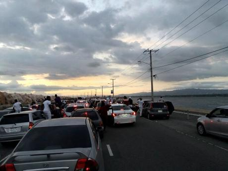 BANNED: No entertainment events for Palisadoes after traffic jam 2