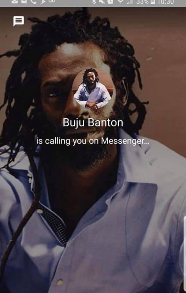 SCAM ALERT: SCAMMERS POSING AS BUJU BANTON 1