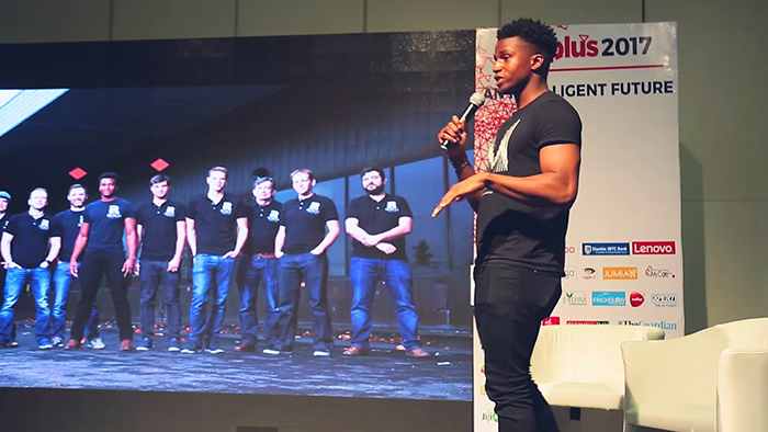 Meet 26 Year Old 'Silas Adekunle', The Highest Paid Robotics Engineer In The World – Video 2